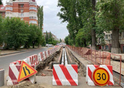 20-07-16 КТ Концессии теплоснабжения завершили монтаж тепловой сети на ул. Козловская